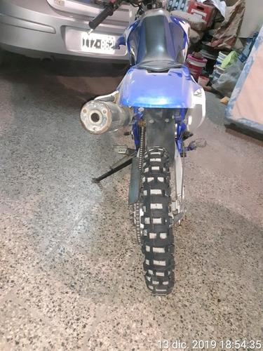 yamaha yamaha ttr 125cc