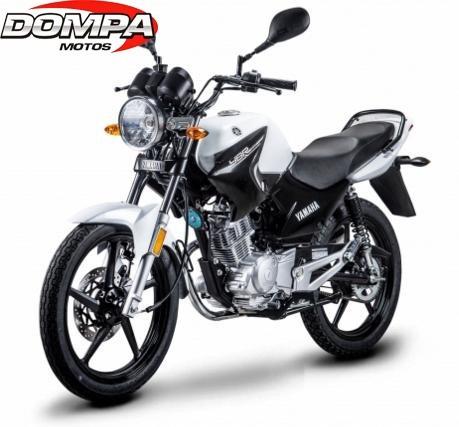 yamaha ybr 125 0 km modelo nuevo full delivery dompa motos