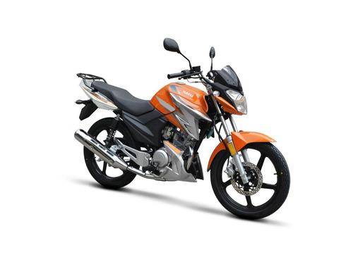 yamaha ybr 125 0..kmybr z promo contado ciclofox motos