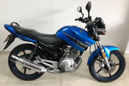 yamaha ybr 125 125cc usada 2012 excelente estado 999 motos