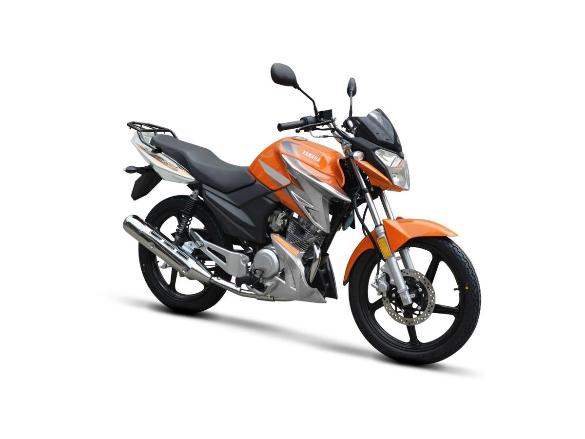 Yamaha Ybr 125 2018 Palermo Bikes No Jianshe Motomel