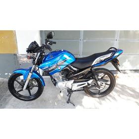 Yamaha Ybr 125 Año 2013 Permuto Financio