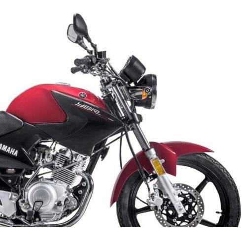 yamaha ybr 125 ed 0km 2020 3 años garantia - motos 32