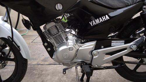 yamaha ybr 125 ed  2017 0k.
