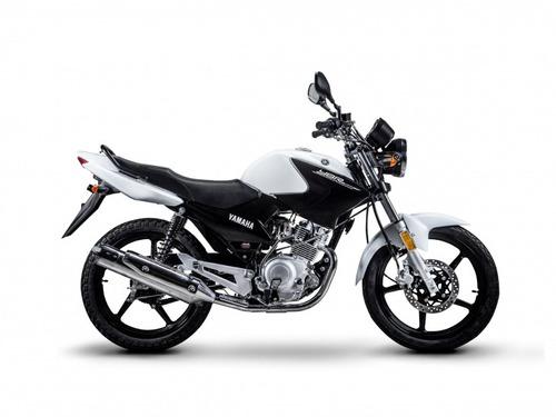 yamaha ybr 125 ed 2018  18 cuotas $6225 oeste motos