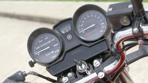 yamaha ybr 125 ed entrega inmediata no honda # palermo bikes