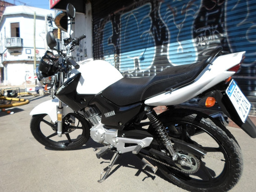yamaha ybr-125 ed full motos march
