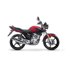 Yamaha Ybr 125 Ed No Titan No Usada 0km # Palermo Bikes