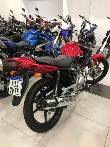 yamaha ybr 125 ed / performance bikes / impecable