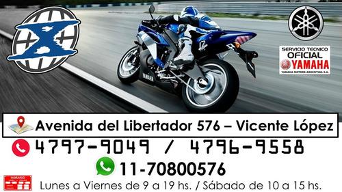 yamaha ybr 125 ed x-treme racing - enero