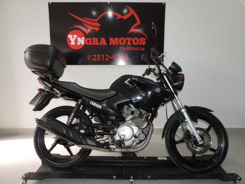yamaha ybr 125 factor ed 2016