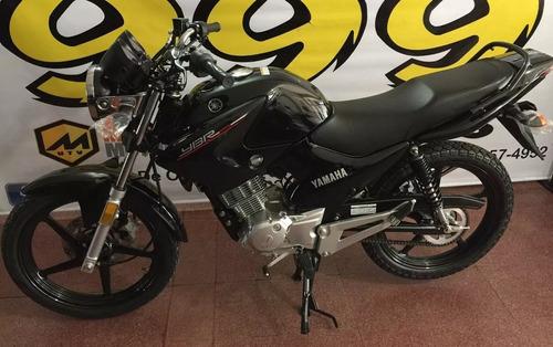 yamaha ybr 125 full 0km factor disco 2017 nueva 999 motos