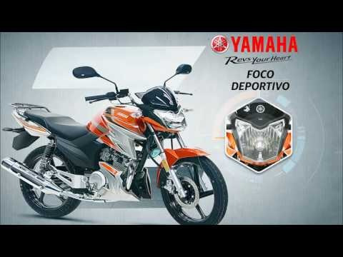 yamaha ybr 125 z - 0 km - negra - expomoto