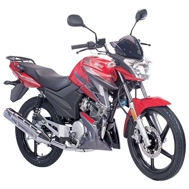 Yamaha Ybr 125 Z 36 Meses O 36.000 Kms Garantía Delcar