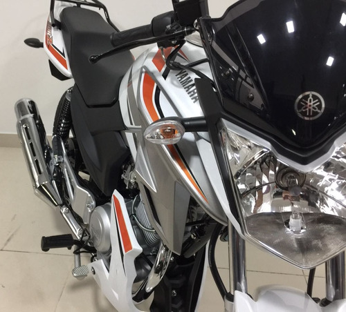 yamaha ybr 125 z 125cc 2017 0km linea nueva! disponible ya!