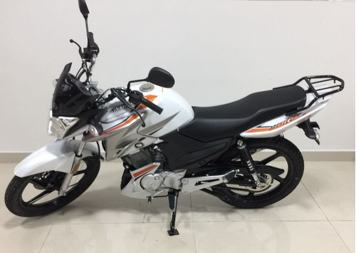 yamaha ybr 125 z 125cc 2018 0km linea nueva