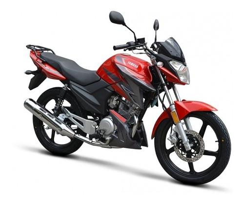 yamaha ybr 125 z 2020 financia en 36 cuotas  delcar motos