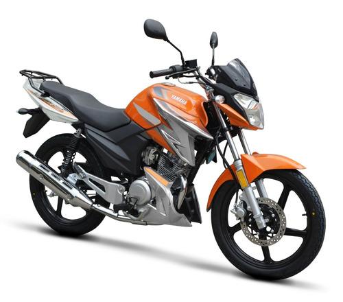 yamaha ybr 125 z calle flete dompa motos