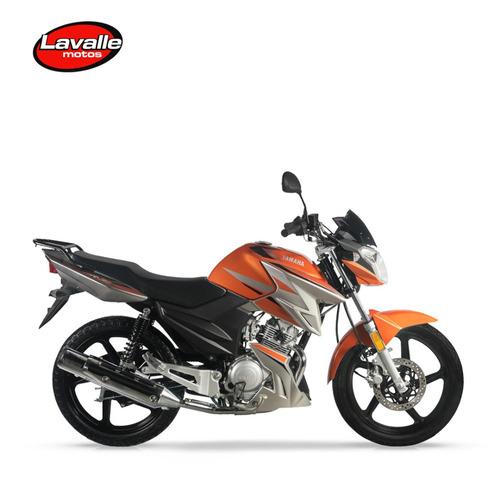 yamaha ybr 125 z lavalle motos