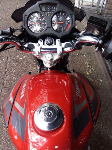 yamaha ybr 125 z motolandia!!!