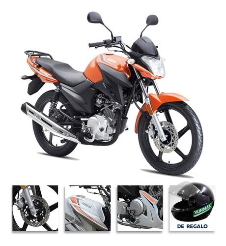 yamaha ybr 125 z - yuhmak motos