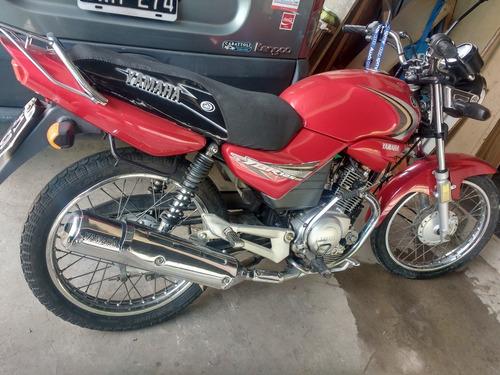 yamaha ybr 125cc  impecable