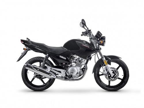 yamaha ybr 125ed 18 cuotas de $ 10555 oeste motos