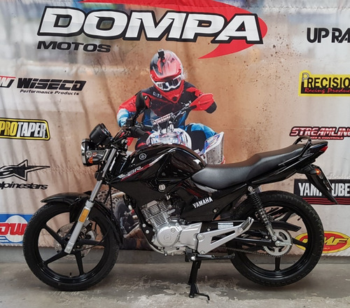 yamaha ybr 125ed nuevo street flete calle dompa motos