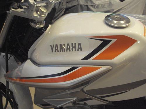 yamaha ybr 125z  x-treme racing