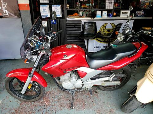 yamaha ybr 250 motos