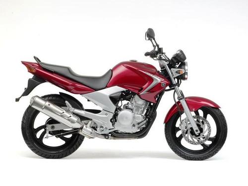 yamaha ybr 250 rcg motos