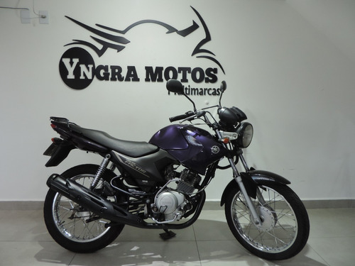 yamaha ybr factor 125 k 2012