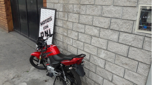 yamaha ybr motos