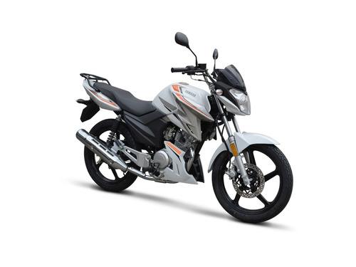 yamaha ybr z 125 2019 okm ahora 12 y 18 # palermo bikes