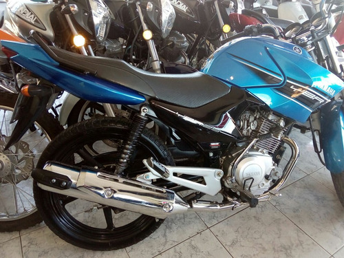 yamaha ybr125 2014 full   financiado minimo anticipo