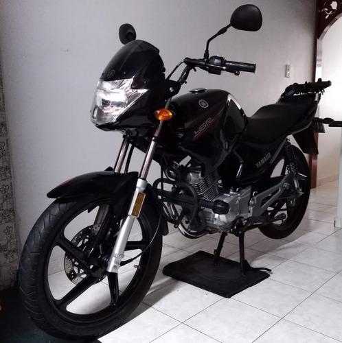 yamaha ybr125 esd negra