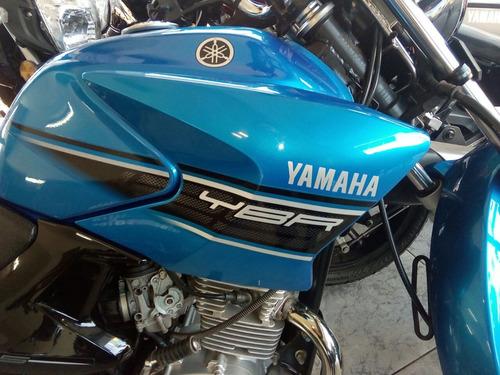 yamaha ybr125 full 2014  financiado sin recibo de sueldo