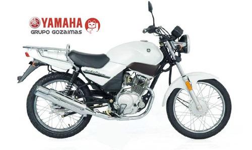 yamaha ybr125c express blanca