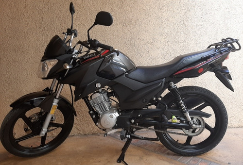yamaha ybr125cc