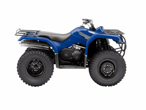 yamaha yfm 350 4x4 moto