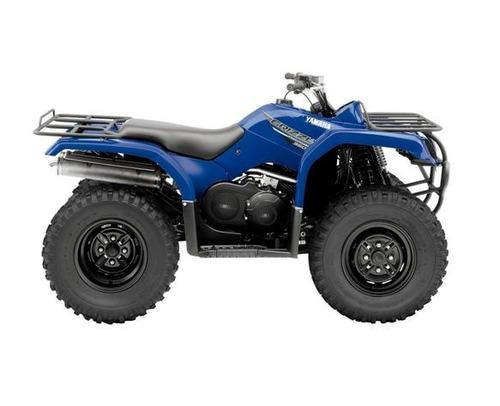 yamaha yfm350 grizzly en  formula motos - entrega inmediata