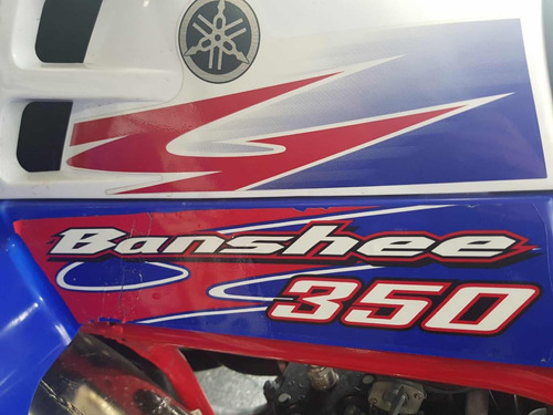 yamaha yfz 350 banshee 2010 permuto !!!