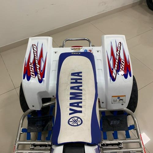 yamaha yfz 350 banshee usado 2011 cuatri 999 motos