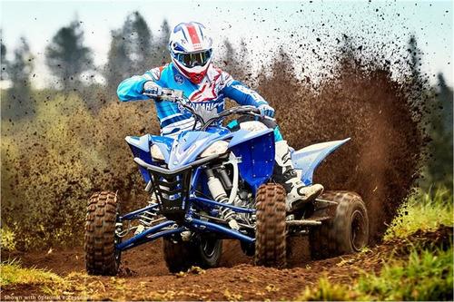 yamaha yfz 450 r cuatriciclo quad atv dompa motos