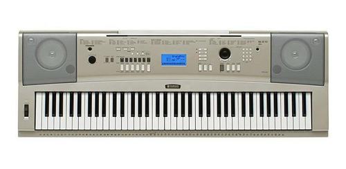 yamaha ypg-235 piano de cola portátil de 76 teclas.