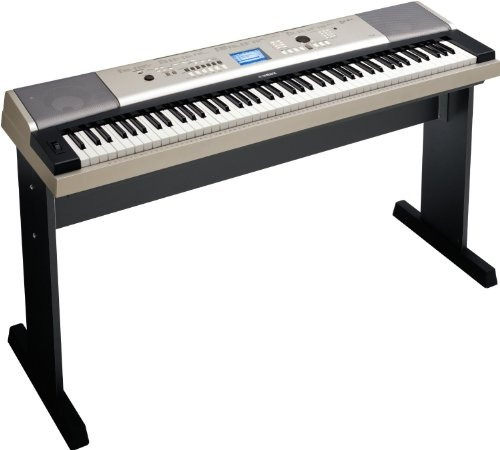 yamaha ypg-535 88 teclas piano de cola portátil con soporte