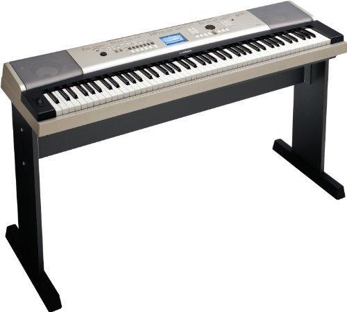 yamaha ypg-535 piano de cola portatil de 88 teclas con sopor