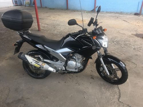 yamaha ys 250 2012/2013 preta