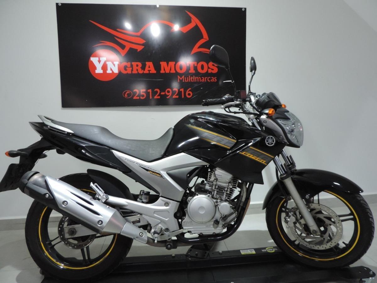 Yamaha Ys 250 Fazer 2011 Show - R$ 8.990 em Mercado Livre
