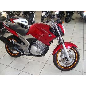 Yamaha Ys 250 Fazer Vermelho 2012
